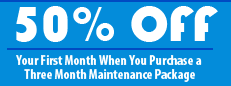 Advanced Pool Management 50% off first month